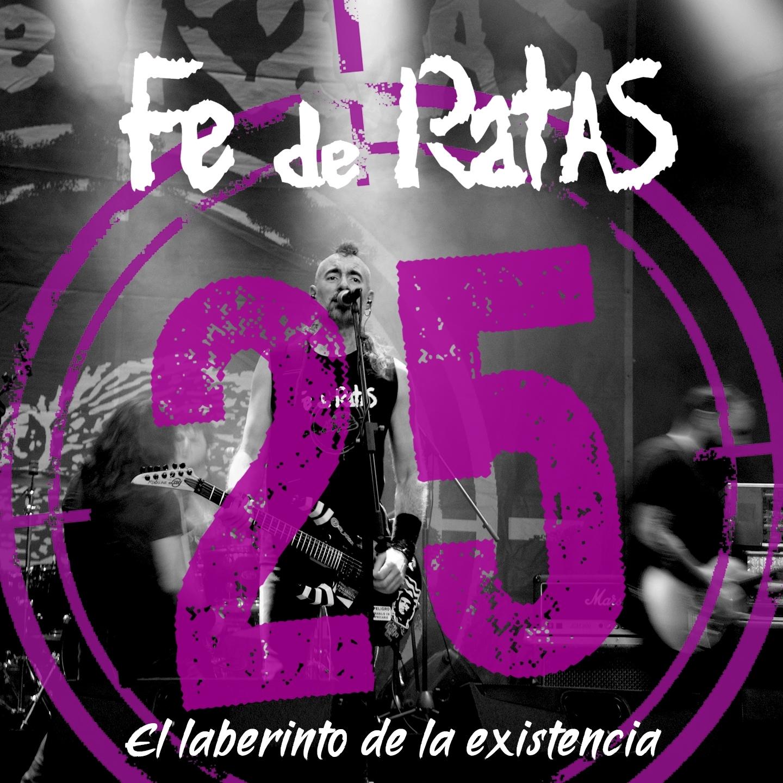 Fe de Ratas - El laberinto de la existencia (Directo 25º Aniversario) (Single)