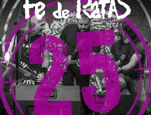 Fe de Ratas «Solo era un salvaje (Directo 25º Aniversario)», nuevo single