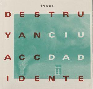 Destruyan Ciudad Accidente - Fuego