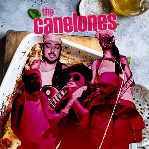 The Canelones - Darkpizza