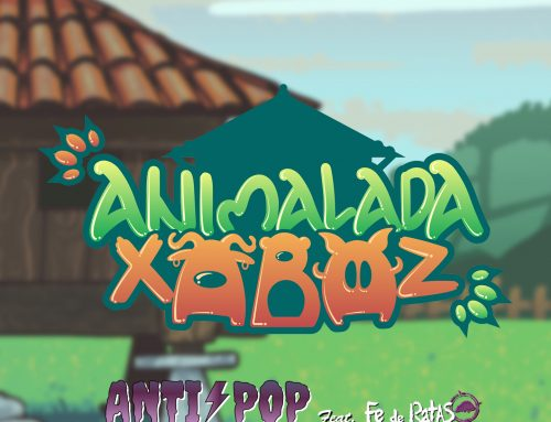 Anti-Pop ft. Fe de Ratas «Animalada xabaz», nueva sintonía de tv