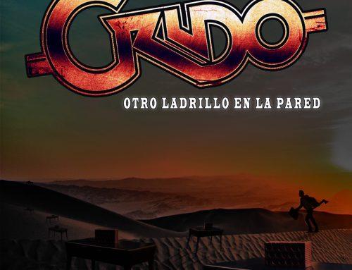 CRUDO «Otro ladrillo en la pared», nuevo videoclip
