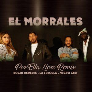 El Morrales ft. VV.AA. - Por ella lloro (Remix)