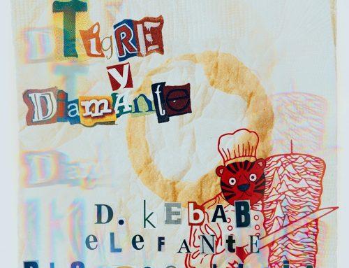 Tigre y Diamante «Doner Kebab elefante blanco Galicia», nuevo single