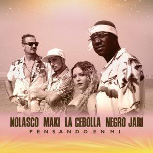 La Cebolla ft. Negro Jari, Maki, Nolasco - Pensando en mi (Video)