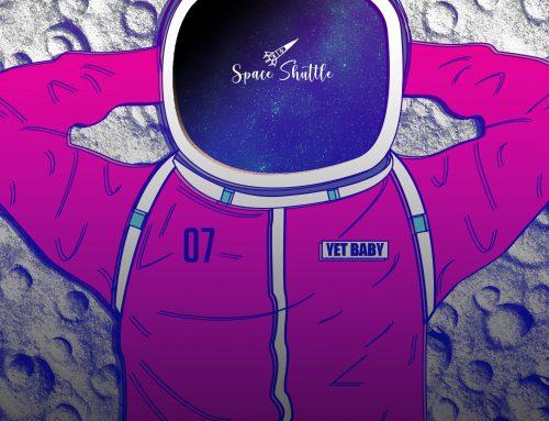 YetBaby «Space shuttle», nuevo single instrumental