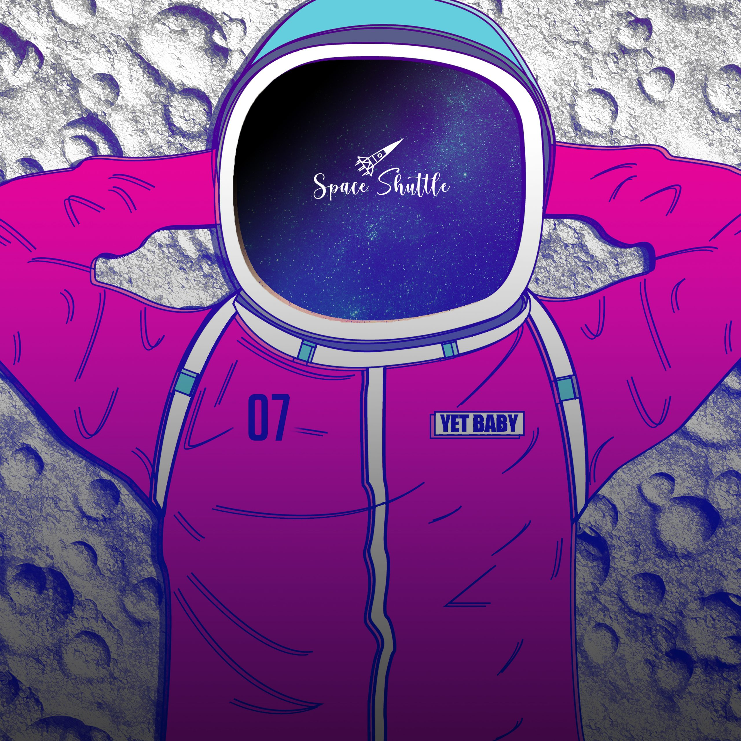 YetBaby - Space shuttle (Single Instrumental)