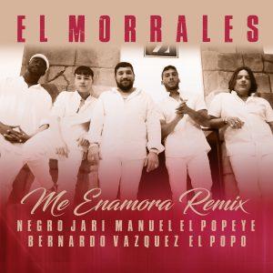 El Morrales ft. VV.AA. - Me enamora Remix (Video)